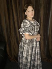Garcia Alicia dress front